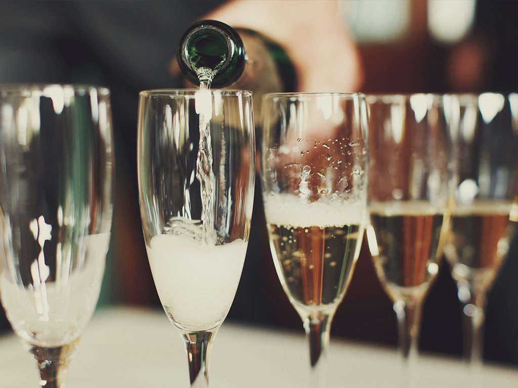 A week of great Champagne
