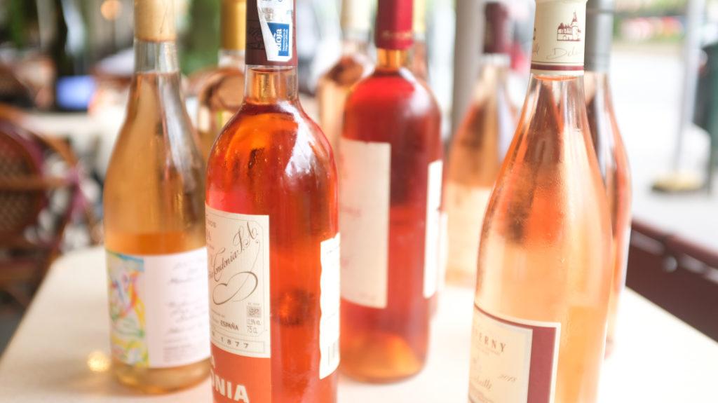 THIS WEEK, WE DRINK PINK: SUMMER ROSÉ