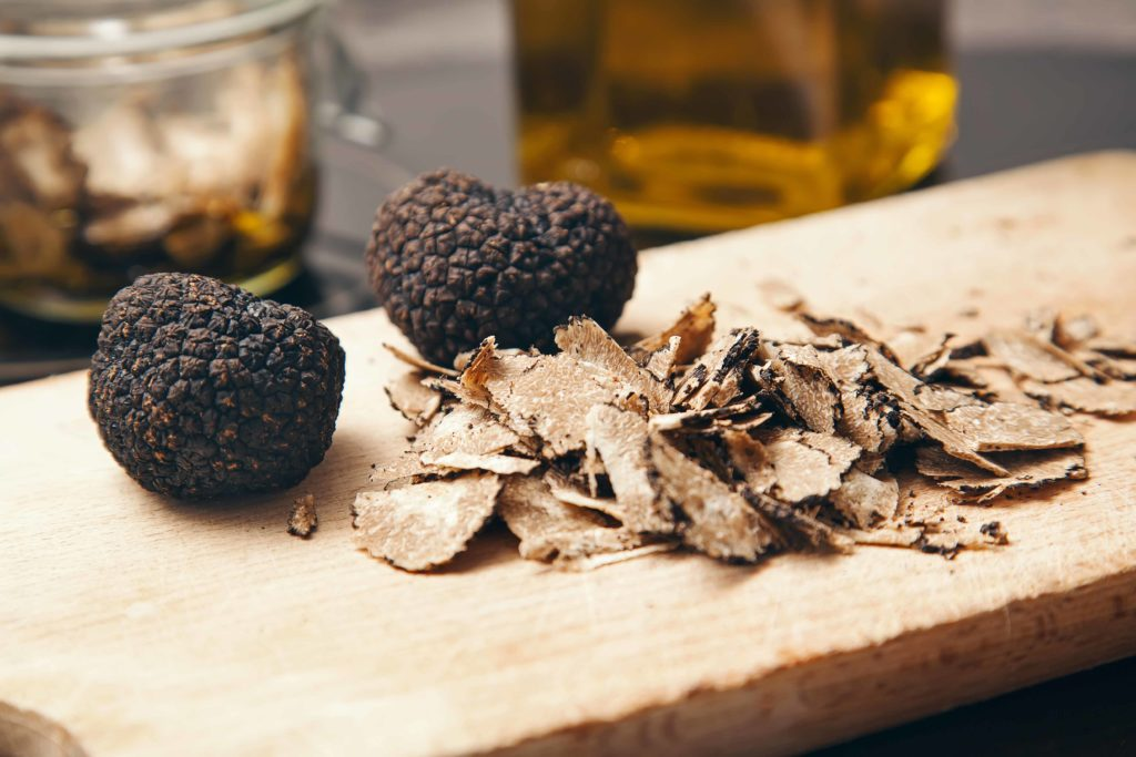 Jeroboams and Truffles – the good things in life!