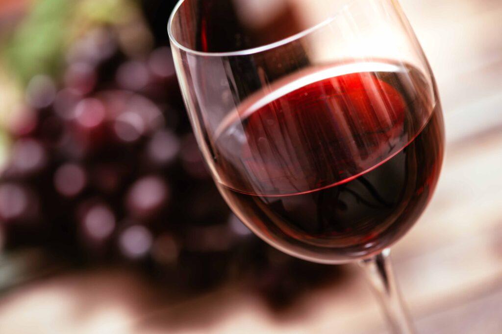 December's Beginnings: Big Bottle Burgundy