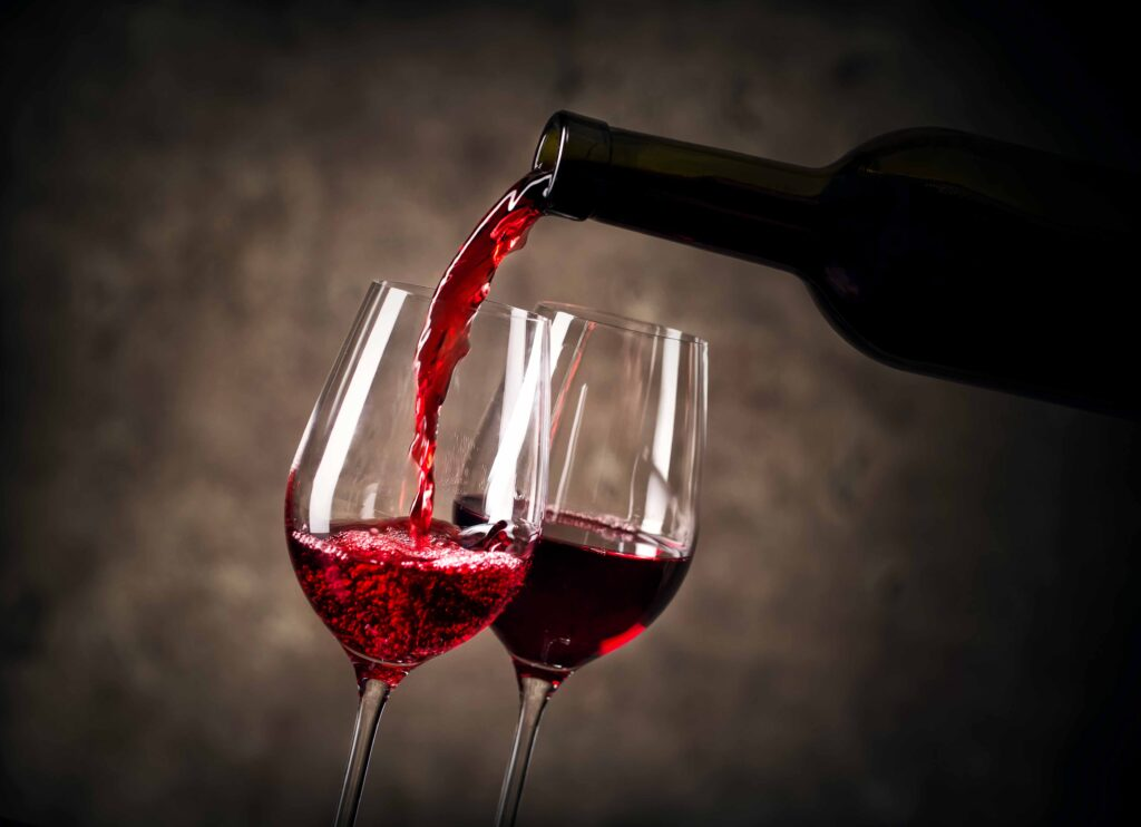 Beautiful Beaujolais and Burgundy for Valentine's Week